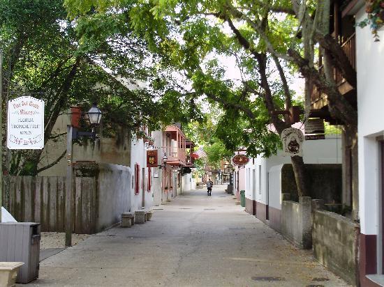 Old spanish streets