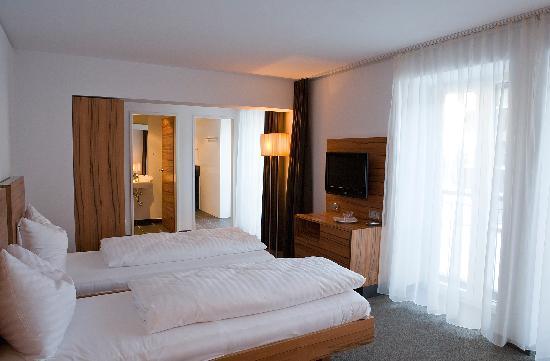 Pepis Skihotel: Doppelzimmer