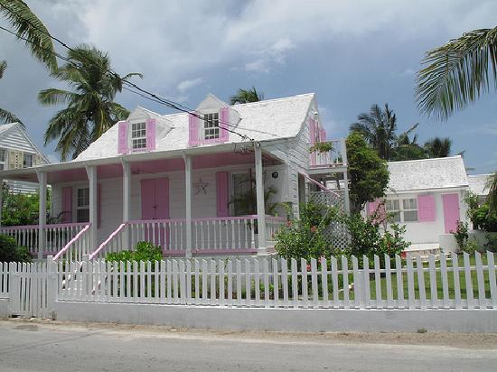 The Barefoot Beach House Pink