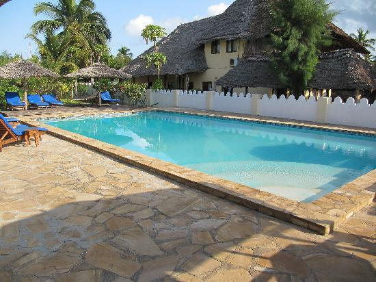 Zanzibar Retreat Hotel: The pool
