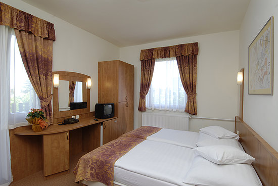 Villa Korall Pension: Double room
