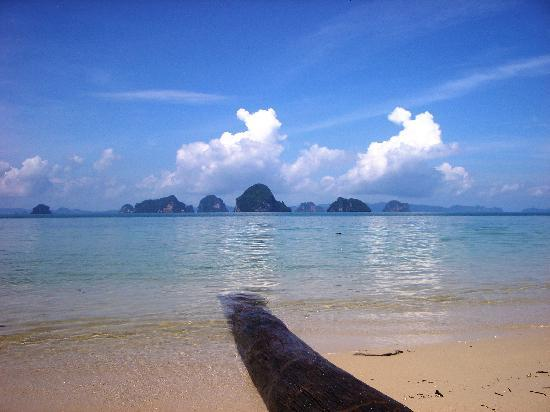 Amari Vogue Krabi: View from beach