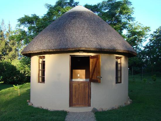 Addo African Home : Rondavel