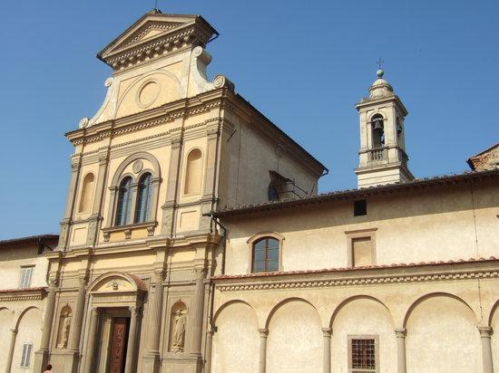 Galluzzo, Italy: チェルトーザ修道院
