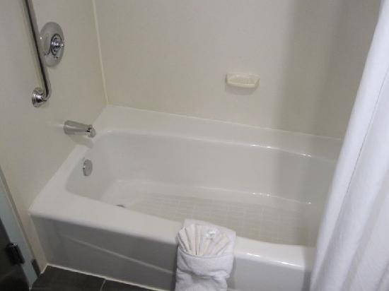 Holiday Inn Express Waynesboro - Rt. 340: clean tub
