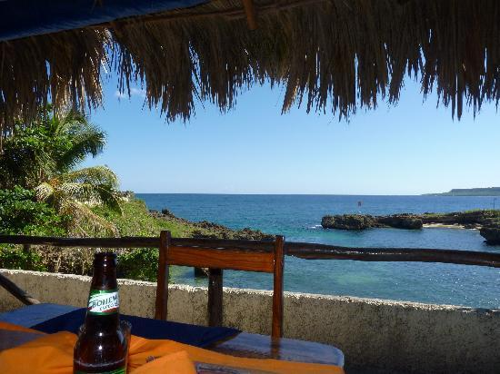 Punta Cana Mike's Private Dominican Adventure: The view from lunch
