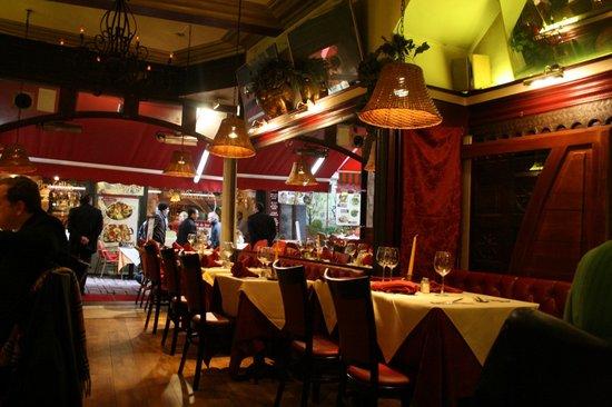 10 restaurants near neuhaus galerie de la reine l for Atelier cuisine bruxelles