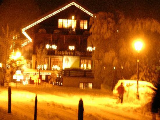 Hotel Alpenrose: alpenrose a capodanno