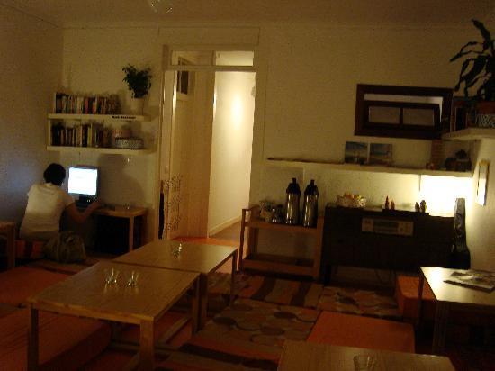 Lisbon Story Guesthouse: salle commune