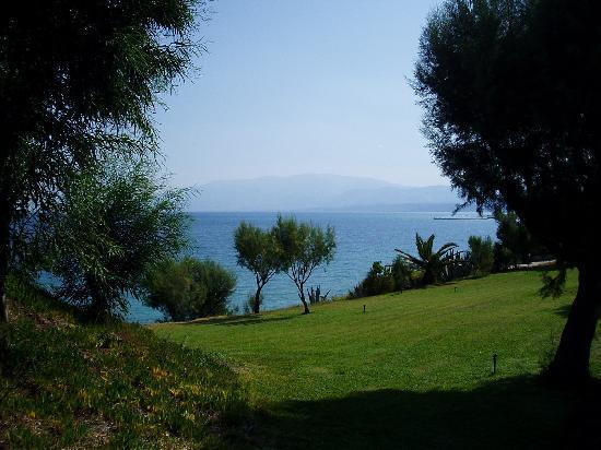 Niforeika, Grækenland: Garden