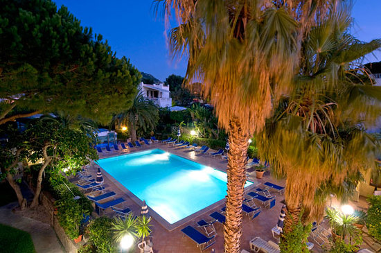 Family Spa Hotel Le Canne: La piscina esterna