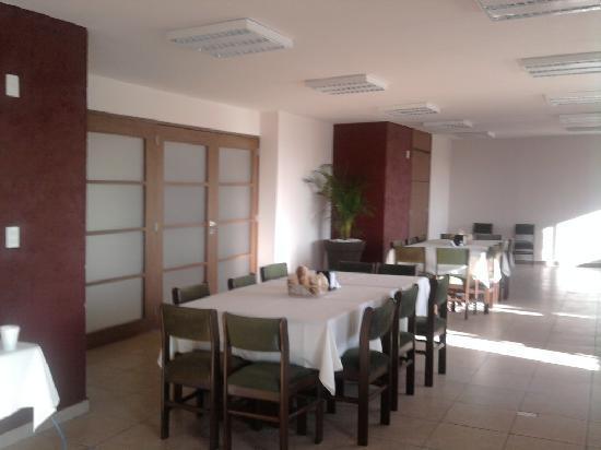 Hotel Terranova Zona Piel: Salon para grupos