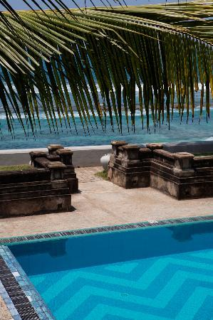 Talpe, Sri Lanka: Pool