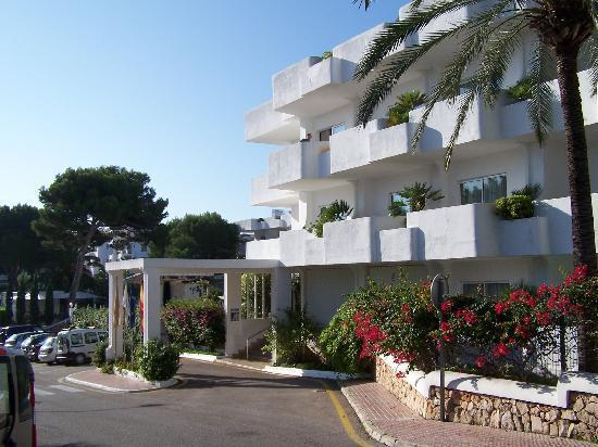 Hotel Rocamarina: Rocamarina entrance