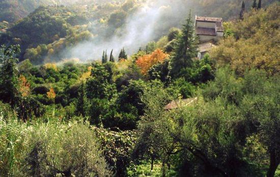 Sant'Angelo di Brolo, إيطاليا: l'Antico Casale di Lisycon