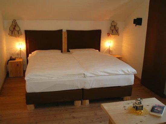 Mountain Hotel Zaluna: la nostra camera