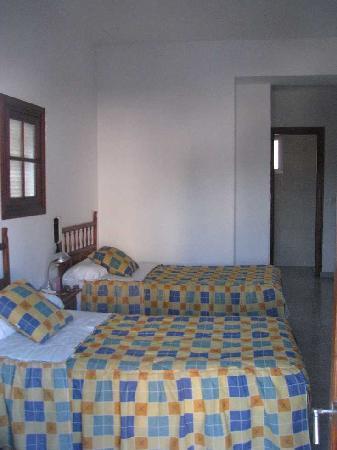 Durán: Room- fairly basic