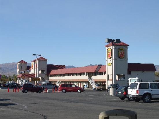 Super 8 Fernley: motel