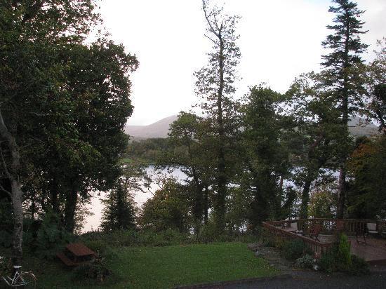Watersedge Kenmare : View from Water's Edge window