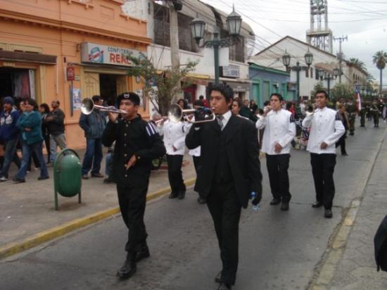 Vallenar, Chile: aki los kabros pz