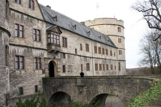 Buren, Alemania: Wewelsburg Castle, Germany November 2007