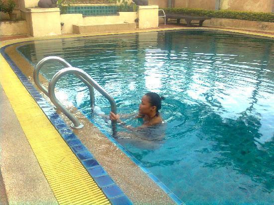 Skaw Beach Hotel: Swimmingpool