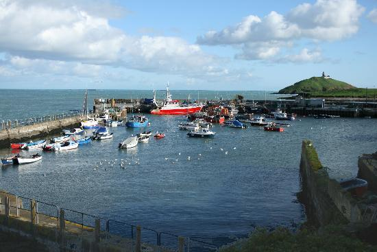 Ballycotton - Harbour View.