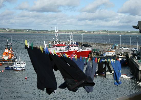Ballycotton - Washday!