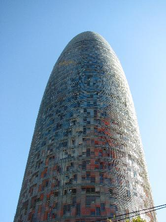 agbar tower jean nouvel picture of barcelona province of