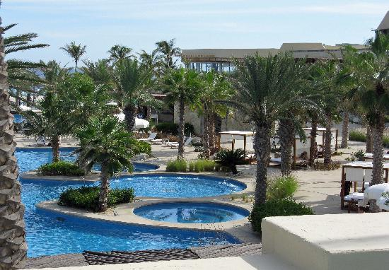 The Grand Mayan Los Cabos: Part of pool area