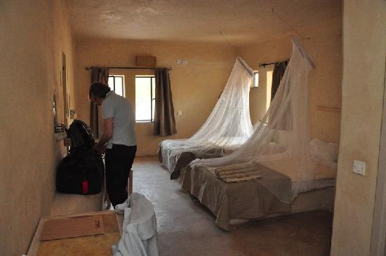 Feynan Ecolodge: Our room