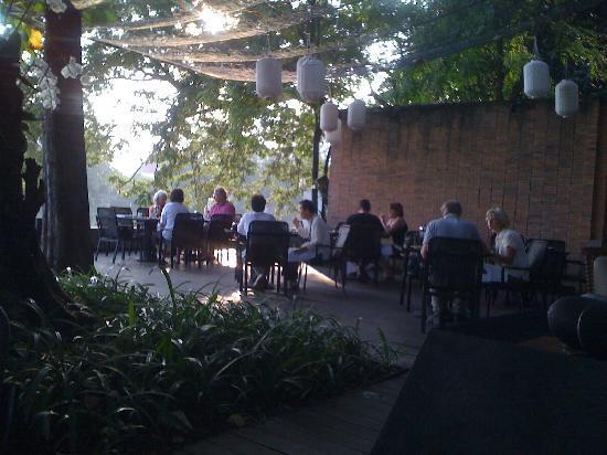 อนันตรา เชียงใหม่ รีสอร์ท แอนด์ สปา: Breakfast and dinner area