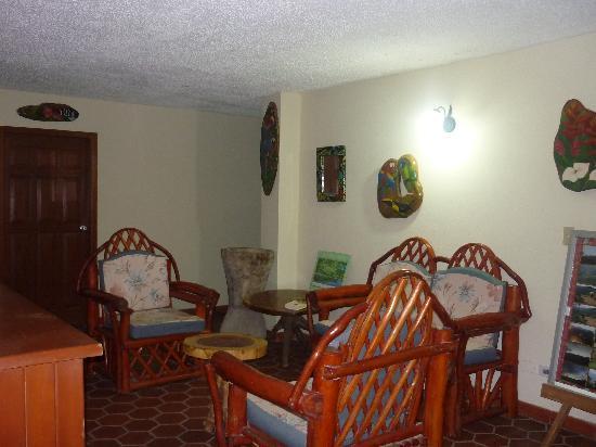 Hotel Residencial El Valle : bonita sala de estar