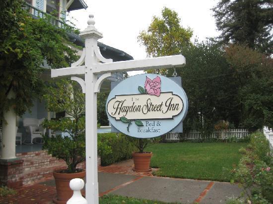 Haydon Street Inn B & B : Haydon Street Inn