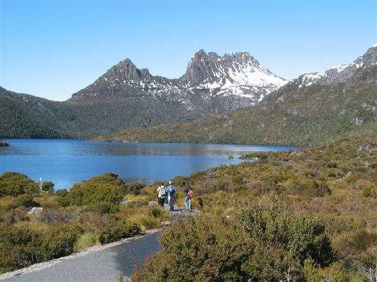 Peppers Cradle Mountain Lodge: Cradle Mountain