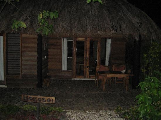 Paradise Taveuni: Our room