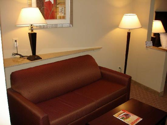 Holiday Inn Express & Suites Mobile West - I-65: Couch
