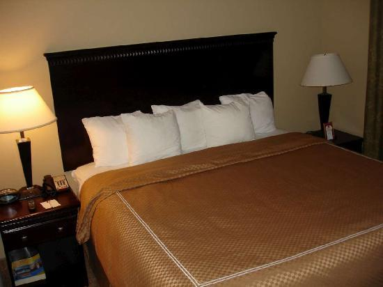 Holiday Inn Express & Suites Mobile West - I-65: Bed