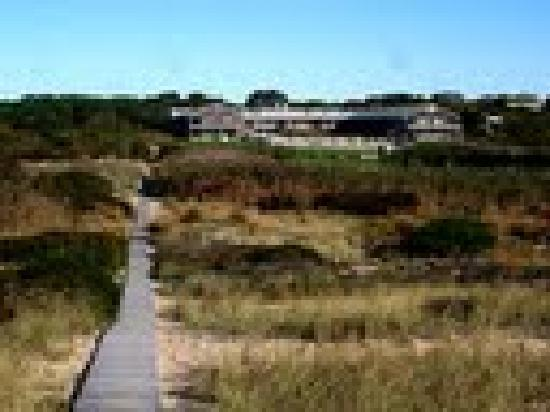 The Ocean Dunes at Amagansett: View from the beach