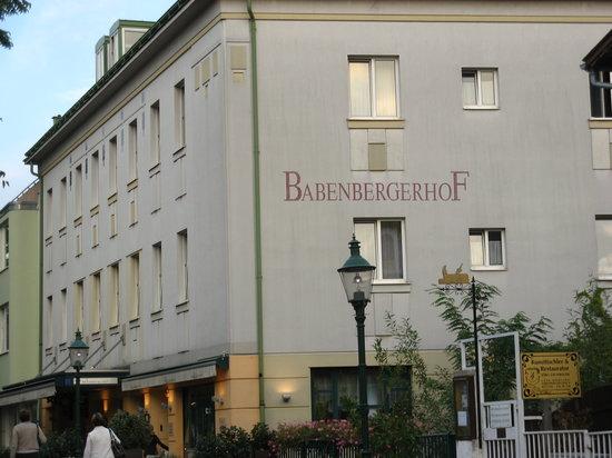 Mödling, Österreich: Babenbergerhof Hotel