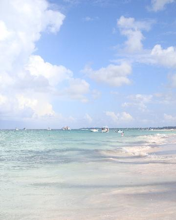 Punta Cana, Dominican Republic: Dominican Beach