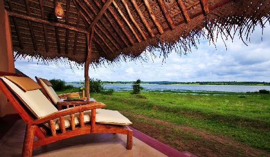 Orange County Resorts Kabini: Pool Hut - Sit Out