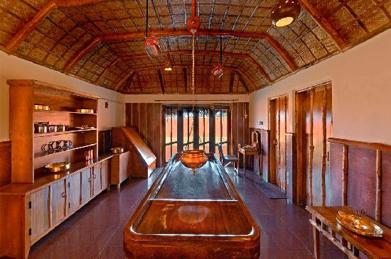 Orange County Resorts Kabini: Vaidyashala - The Ayurvedic Spa