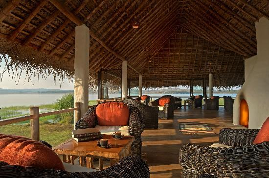 Orange County Resorts Kabini: Quiet Lounge