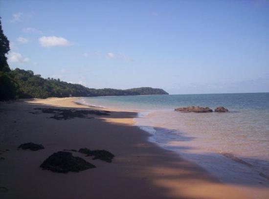 Bilde fra Inhaca Island