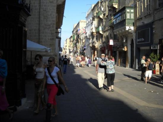 Merchant Street Market : new malta pics