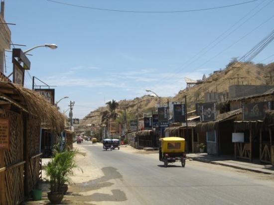 Mancora, Peru: Centro?