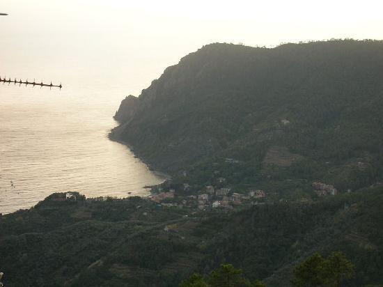 Agriturismo Ca Melana: Il gulfo di Levanto