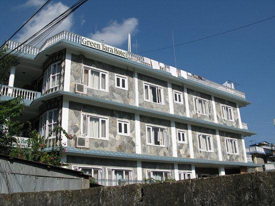 Green Tara Hotel: hotel green tara