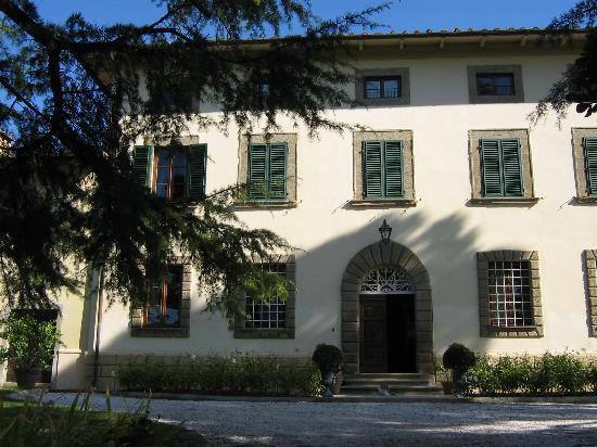 Relais Villa Belpoggio : Front of Hotel